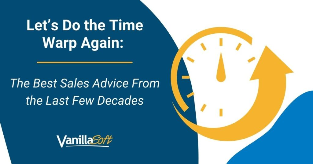 Timeless sales tips
