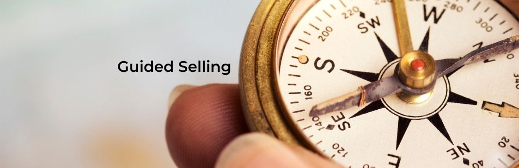 Image for How to Benefit From Guided Selling and Supercharge Your B2B Sales Team